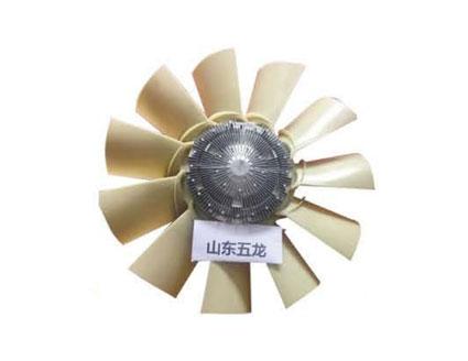 福田GTL电控风扇离合器总成